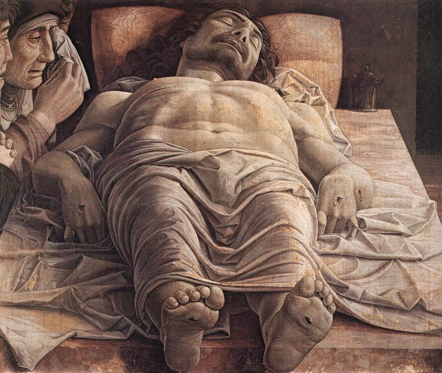Analiza Obrazu Andrea Mantegny – Crucifixion